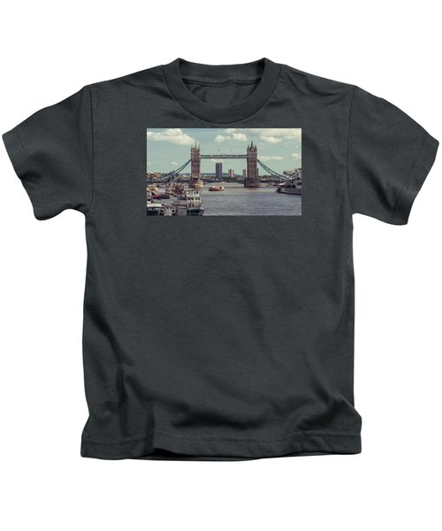 Tower Bridge B Kids T-Shirt