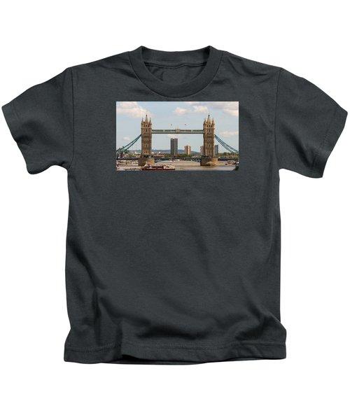 Tower Bridge C Kids T-Shirt