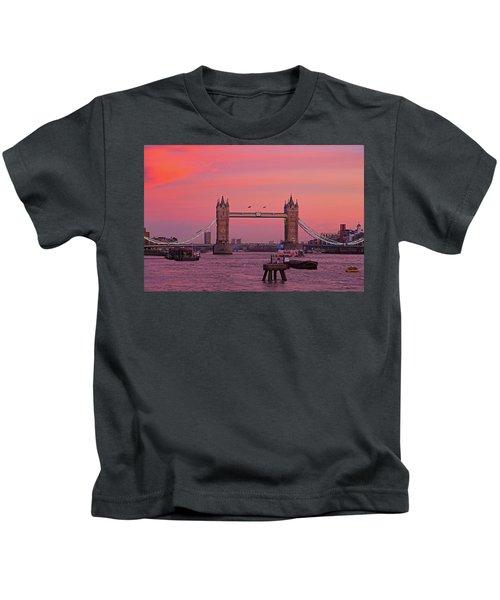 Tower Bridge London Kids T-Shirt