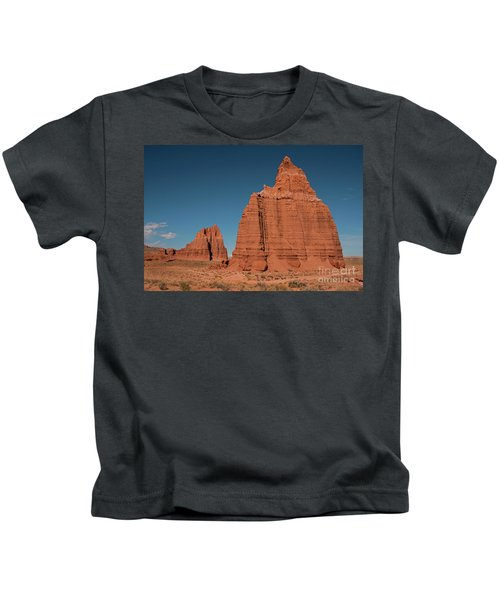 Tower Of The Sun And Moon Kids T-Shirt