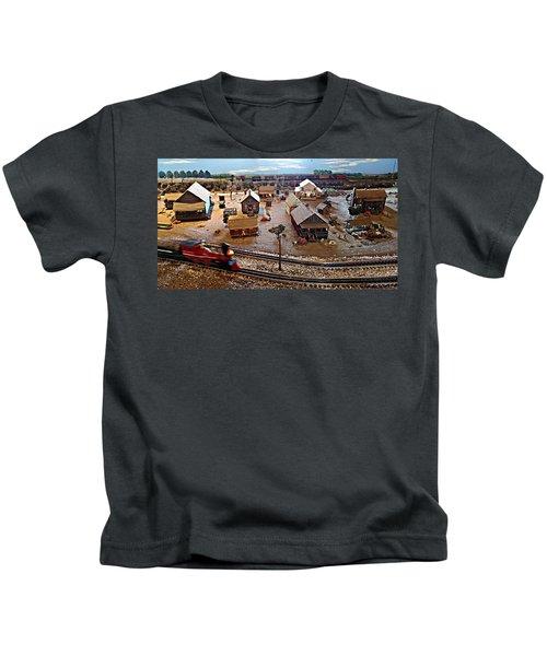 Tracks Kids T-Shirt