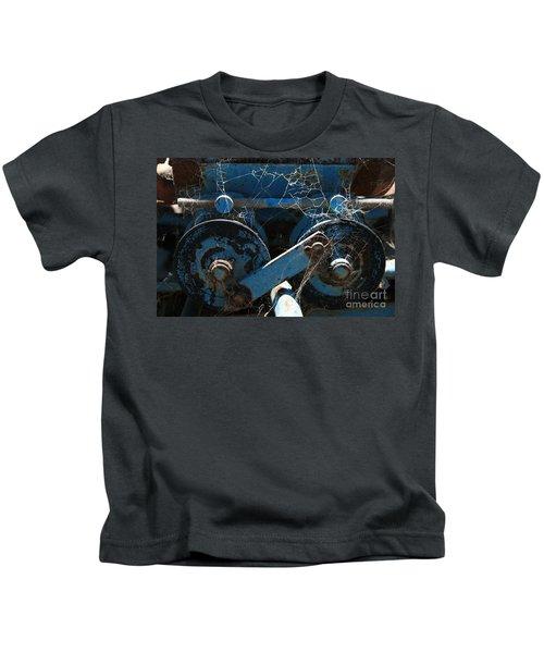 Tractor Engine IIi Kids T-Shirt
