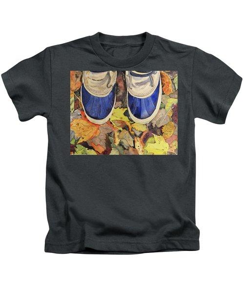 Trail Mix Kids T-Shirt