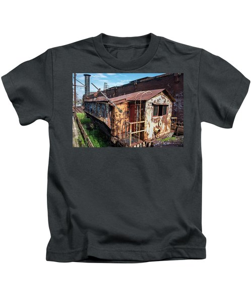 Train 6 In Color Kids T-Shirt