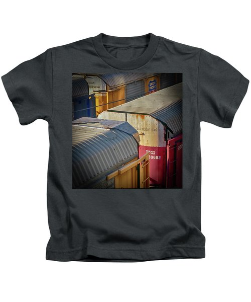 Trains - Nashville Kids T-Shirt