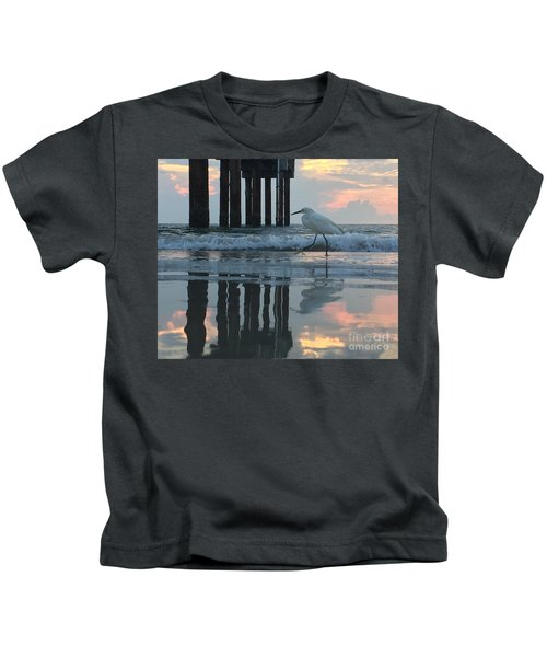 Tranquil Reflections Kids T-Shirt