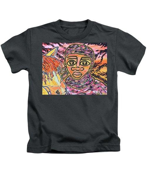 Travelers  Kids T-Shirt