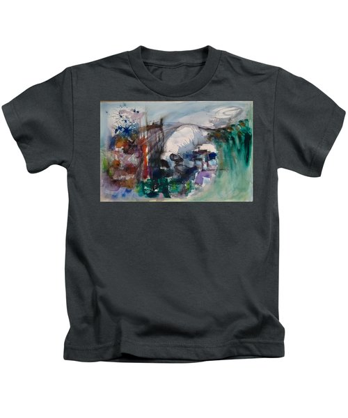 Travels Kids T-Shirt