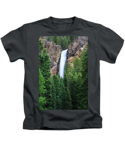Treasure Falls Kids T-Shirt