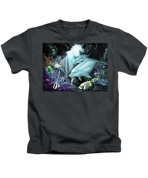 Treasure Hunter Kids T-Shirt