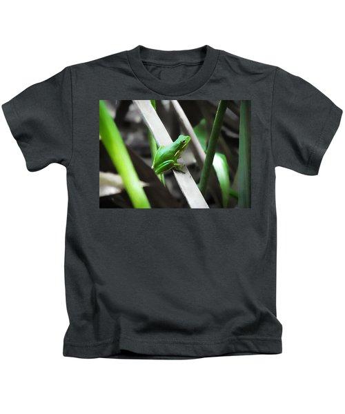Tree Frog Kids T-Shirt