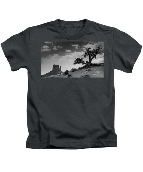Monument Tree Kids T-Shirt