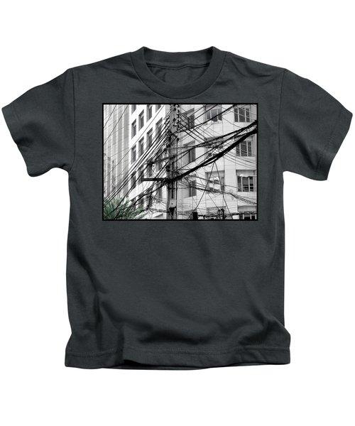 Tree Of Progress Kids T-Shirt