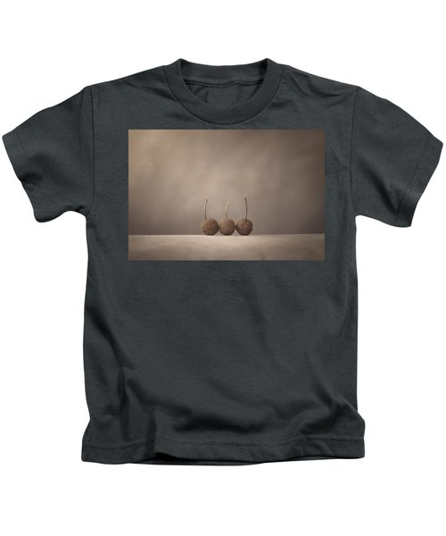 Tree Seed Pods Kids T-Shirt