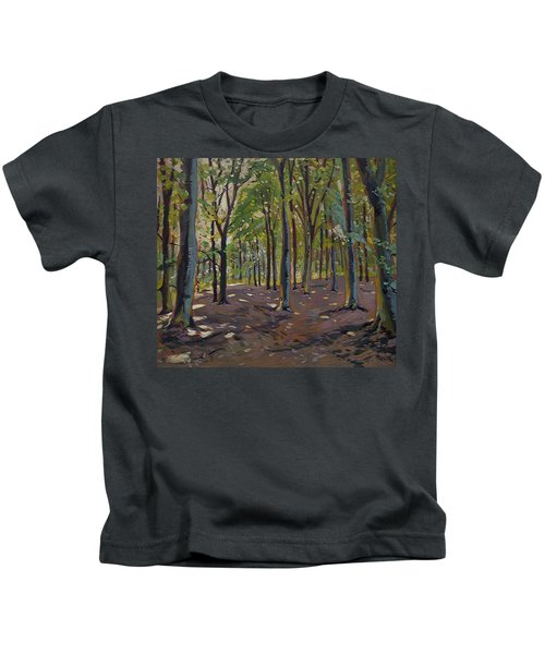 Trees Reeshofbos Kids T-Shirt