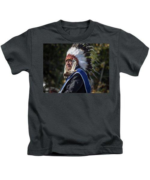 Tribal Elder Kids T-Shirt