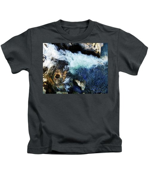 Tribute Trail Newtown Ditch Kids T-Shirt