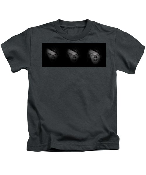 Triptych Kids T-Shirt