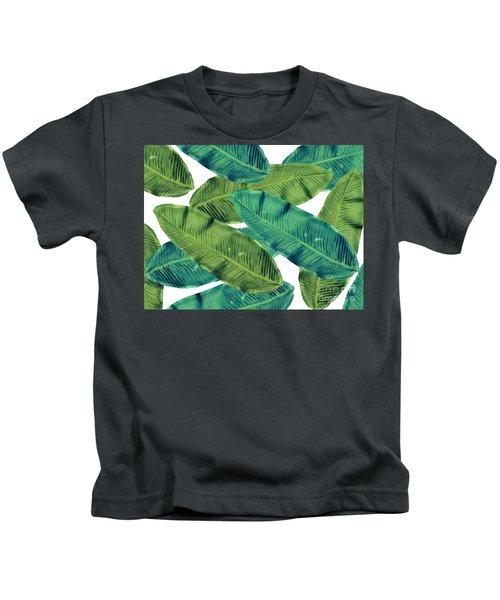 Tropical Colors 2 Kids T-Shirt