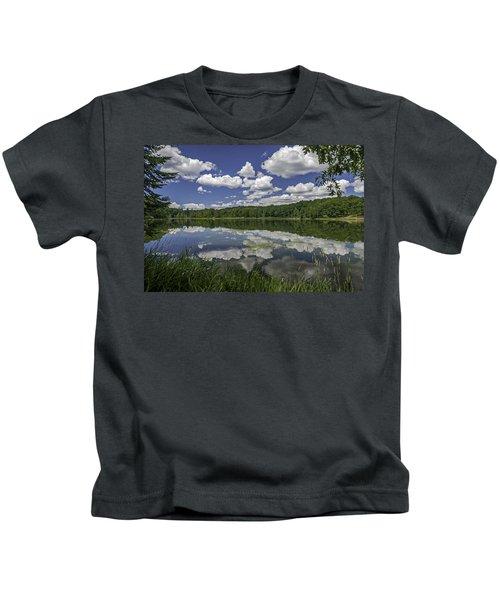 Trout Lake Kids T-Shirt