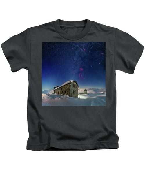Tschuggen Observatory Kids T-Shirt