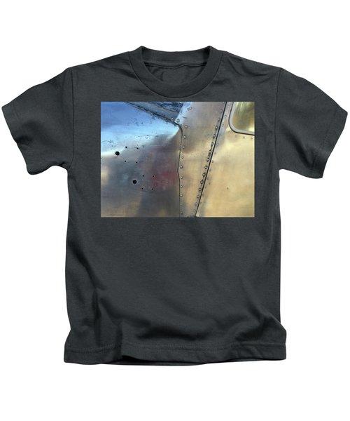 Tucumcari Fuselage Kids T-Shirt