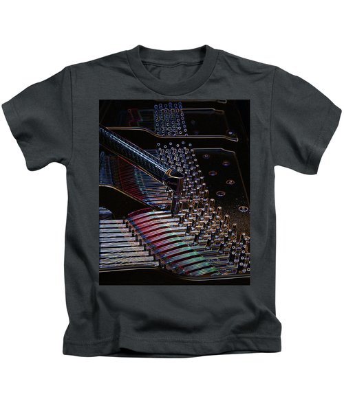 Tuning A Steinway For Jazz Kids T-Shirt