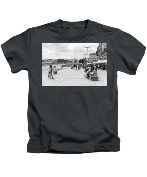 Tourism Kids T-Shirt