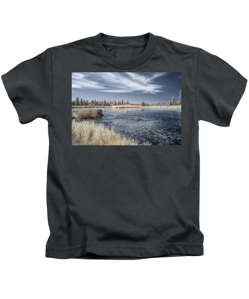 Turnbull Waters Kids T-Shirt