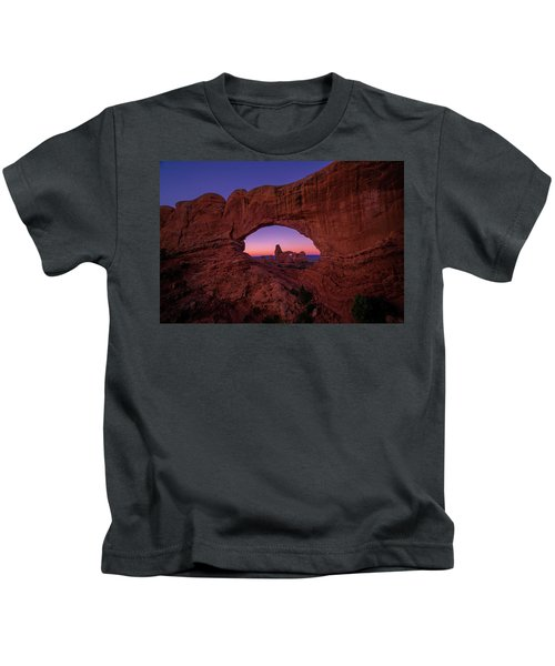 Turret Arche  Kids T-Shirt