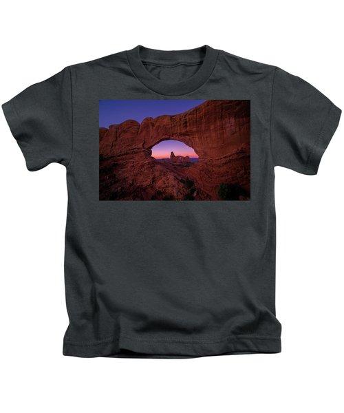 Turret Arche  Kids T-Shirt