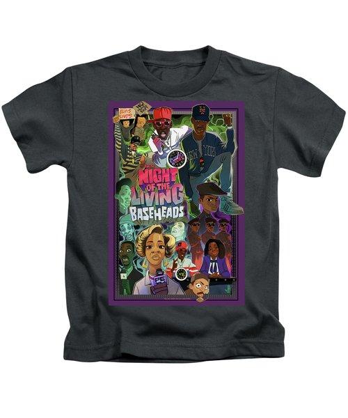 Twas The Night... Kids T-Shirt
