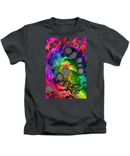 Twice Upon A Mind Kids T-Shirt