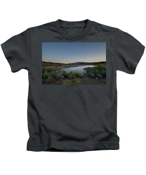 Twilight In The Desert Kids T-Shirt