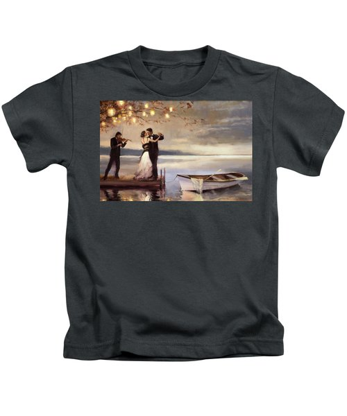 Twilight Romance Kids T-Shirt