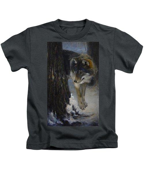 Twilight's Preyer  Kids T-Shirt