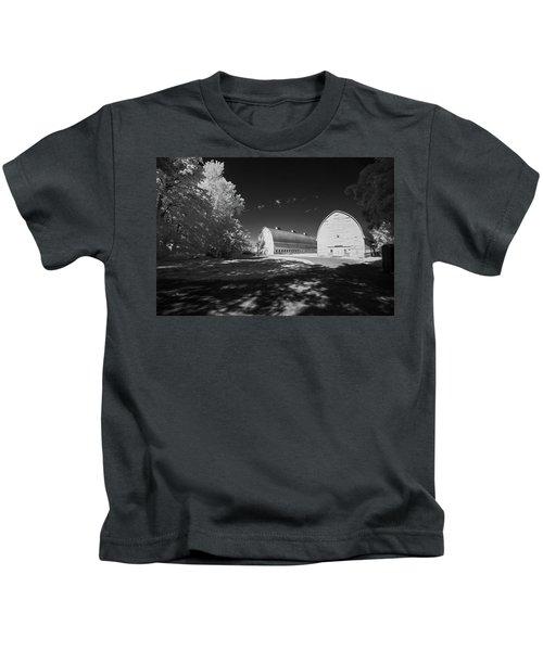 Twin Barns Kids T-Shirt