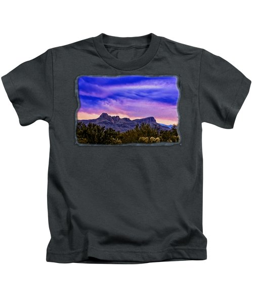 Twin Peaks H31 Kids T-Shirt by Mark Myhaver