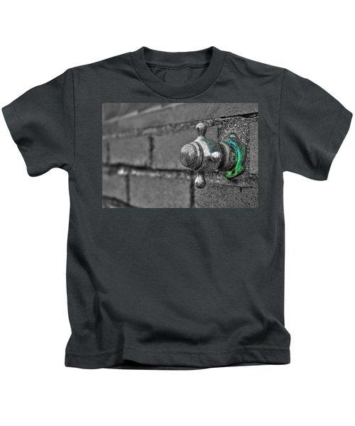 Twist And Turn Kids T-Shirt