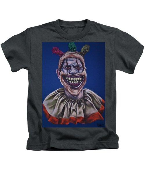 Twisty The Clown  Kids T-Shirt