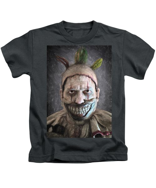 Twisty The Clown Kids T-Shirt