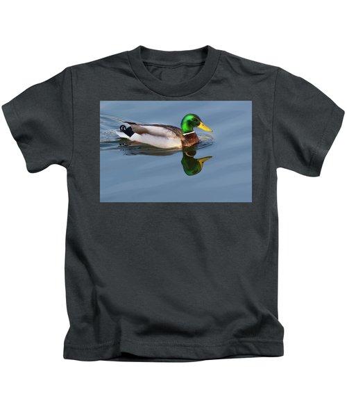 Two Headed Duck Kids T-Shirt