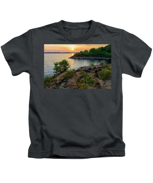 Two Rivers Trail Kids T-Shirt