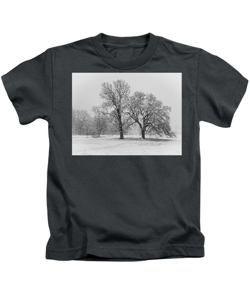 Two Sister Trees Kids T-Shirt