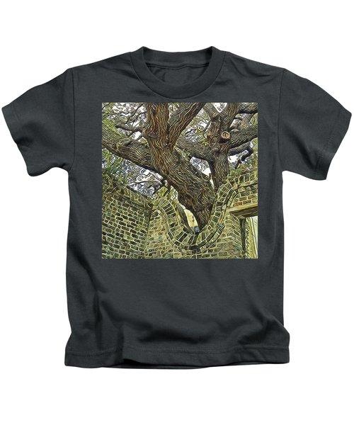 U-turn Kids T-Shirt