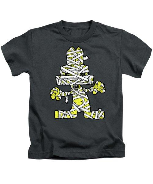 Undead Bunny Kids T-Shirt by Bizarre Bunny