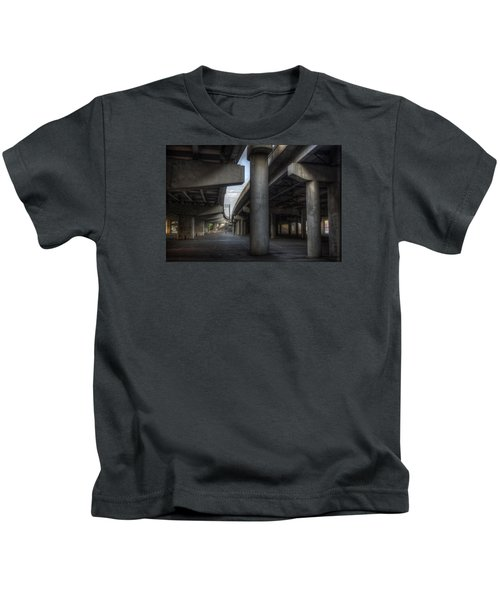 Under The Overpass I Kids T-Shirt