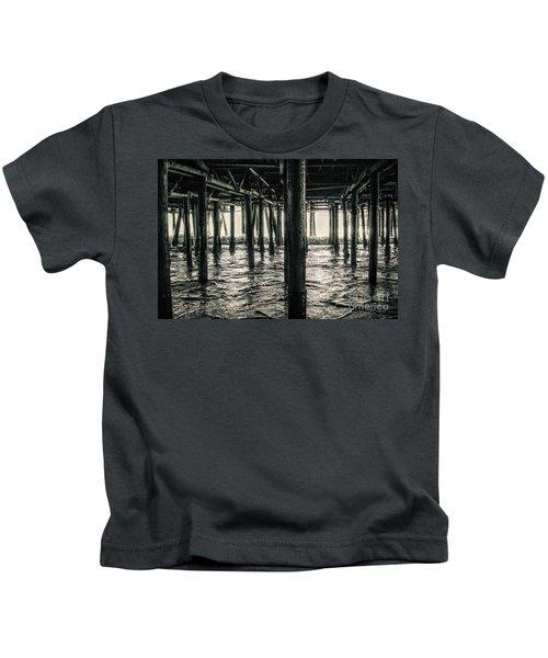 Under The Pier 3 Kids T-Shirt