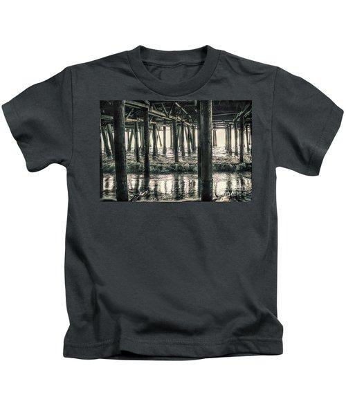 Under The Pier 5 Kids T-Shirt