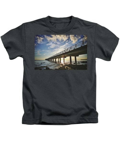 Under The Pier Kids T-Shirt